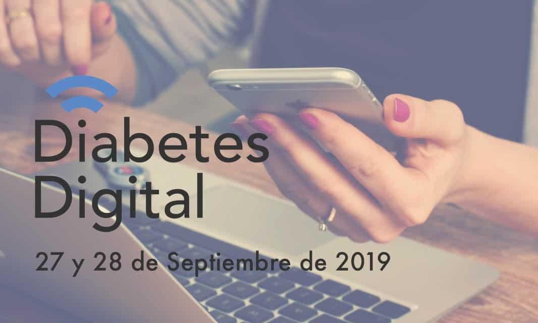 Presentan las jornadas Diabetes Digital 2019
