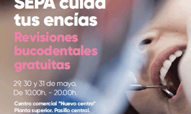 """La campaña """"cuida tus encías"""" llega a Valencia"""