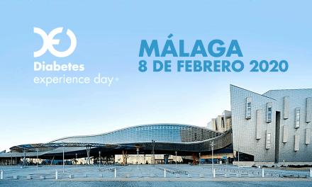 El Diabetes Experience Day 2020 será en Málaga y lo haces tú