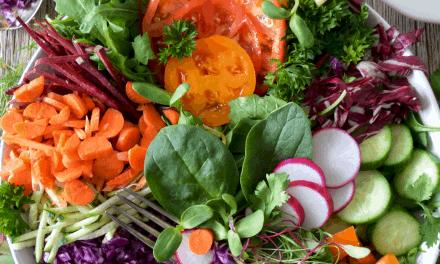 Necesitamos comer más frutas, verduras, legumbres y pescado
