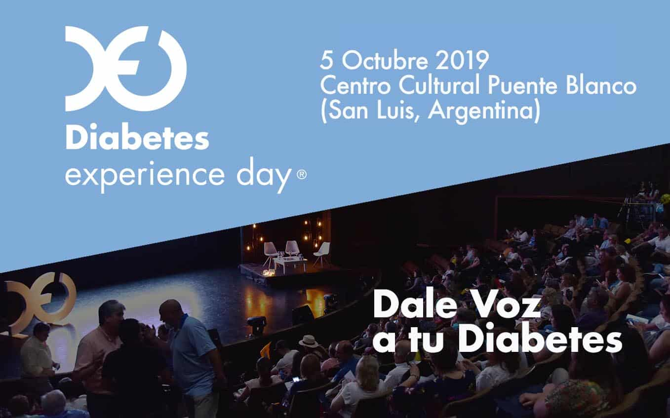 Presentado el Diabetes Experience Day Argentina 2019