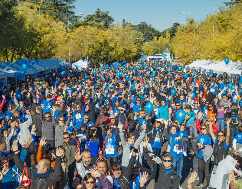 Abierta la inscripción de la 8ª Carrera y Caminata Popular por la Diabetes