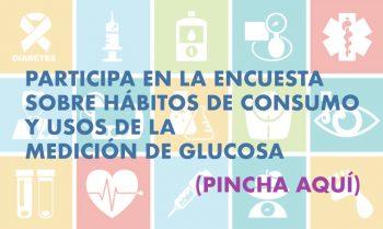 Canal Diabetes lanza una encuesta sobre los hábitos y usos de la medición de glucosa