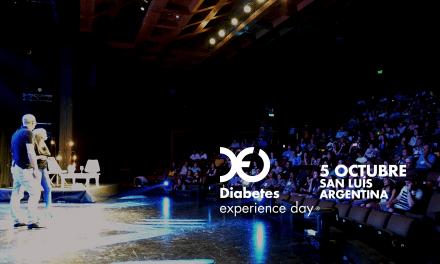 Agotadas las entradas de la 2ª edición del Diabetes Experience Day Argentina