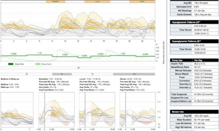 """""""En la monitorización de datos de diabetes los datos son del paciente"""""""