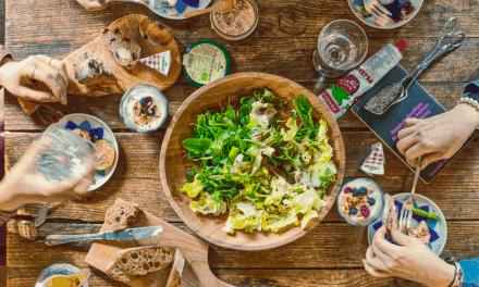 La dieta vegana puede aumentar los microbios intestinales relacionados con el control del azúcar