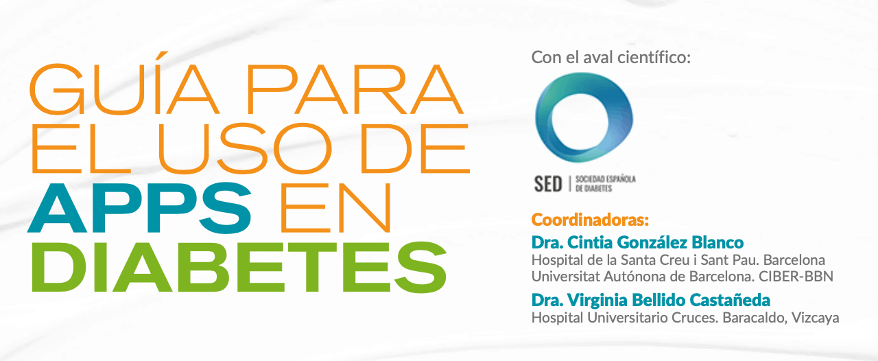 La SED publica una guía para el uso de apps en diabetes
