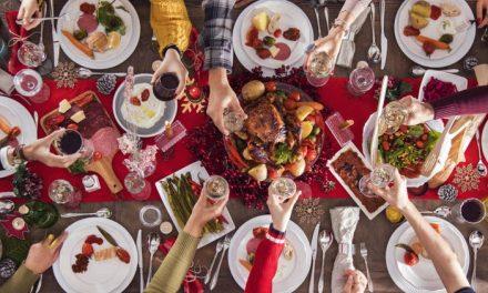 Controlar la glucosa durante la navidad