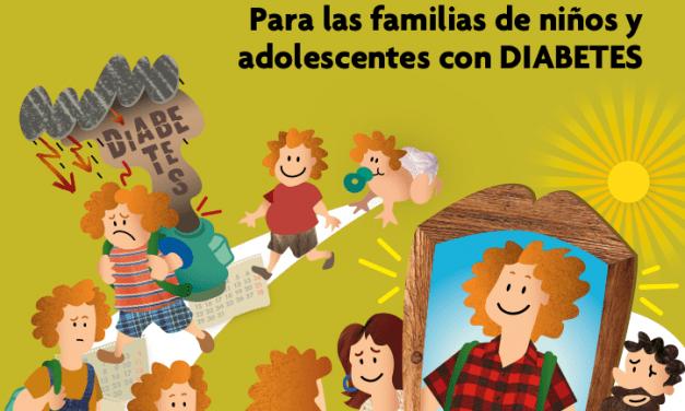 Presentan la 1ª guía de acompañamiento emocional para las familias de niños y adolescentes con diabetes