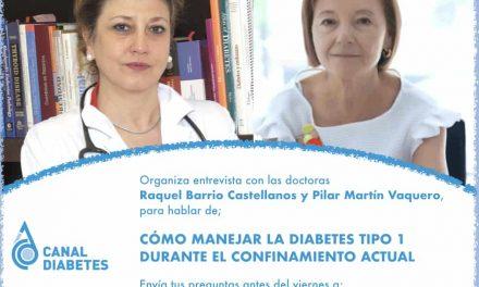 Información sobre coronavirus y diabetes para pacientes