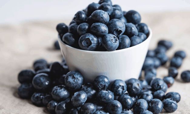 Los beneficios de comer arándanos en hombres con diabetes tipo 2