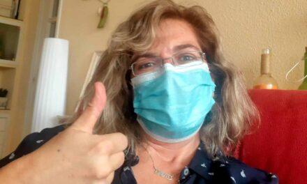 """Pilar de los reyes: """"El coronavirus me coincidió con un mal control de mi diabetes"""""""